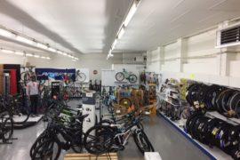 vente et accessoires de vélos cantal