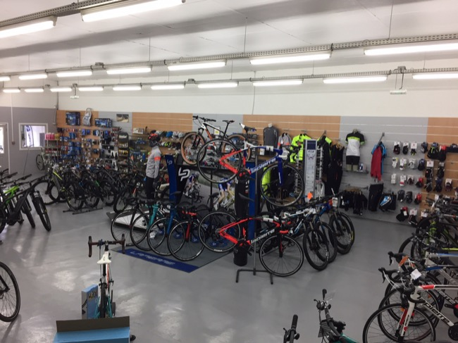 vente et réparations vtt vélos de route saint flour cantal