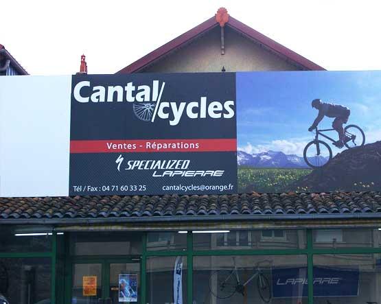 cantal cycles ventes réparations vélos route et vtt
